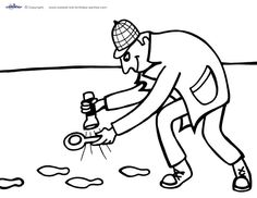 This is an image of Versatile Spy Coloring Pages