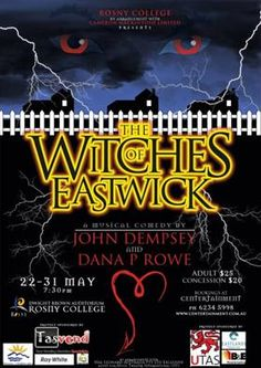 The Witches Of Eastwick @ Rosny College Auditorium