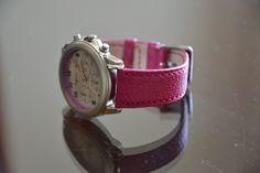 Optimisation de la couleur du cadran et de son bracelet