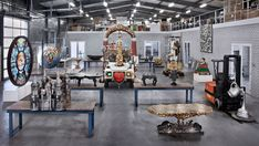 The Studio Job Retrospective in New York is a MAD HOUSE | Yatzer