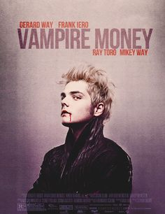 Vampire Money - My Chemical Romance fanart