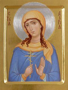 Icon of St Daria of Rome