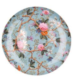 Maxwell & Williams Ontbijtbord V&D Pretty Pastel, Home And Living, Tablescapes, Plates, Ceramics, Tableware, Prints, Dishes, Licence Plates