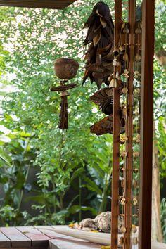 Ateliê, peças naturais, decoração natural, sementes, peça decorativa.