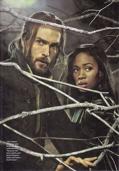 Check out this week's TV Guide for a three page spread on Sleepy Hollow and some of the great costumes we'll be seeing in Season 2!  (Scans available in the galleries)