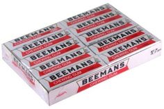 Beemans (Beeman's) Chewing Gum 20 x 5 stick packs Vintage Candy, Chewing Gum, Ol Days, Do You Remember, Good Ol, Gourmet Recipes, Childhood Memories, Packing, My Favorite Things