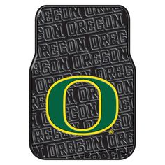 Oregon College Car Floor Mats (Set of 2)