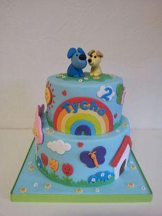 Woezel & Pip taart / cake