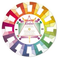 Color coordination comes naturally to us jewelry designers, yet the color wheel and related tools can point out variations that we have not considered. This video helps us keep our eyes open.