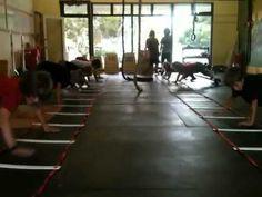 CrossFit Kids AllStar Roving Plank
