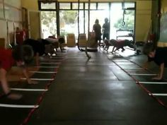 CrossFit Kids AllStar Roving Plank