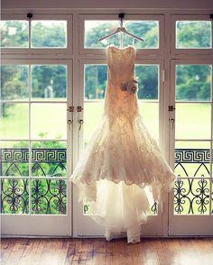 Are you planning on taking photos of your wedding dress? We love this photo idea as much as we love the wedding dress.  Double tap if you like this idea. -------------------------------------------------- Photo by pier23.typepad.com #wedding #weddings #weddingideas #weddingplanner #weddingplanning #bride #weddinginspiration #weddinginspo #bridesmaids #bridesmaid #weddingflowers #weddingcake #engaged #rusticwedding #bohobride #ido #theknot #smpweddings #weddingwire #weddingchicks #bridetobe…