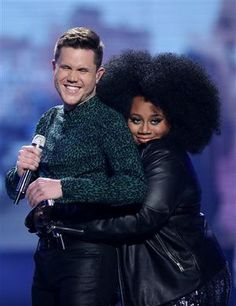 "Trent Harmon, left, beat out La'Porsha Renae during Thursday's ""American Idol"" farewell season finale. Dude Perfect, Be Right Back, Yahoo News, Reality Check, American Idol, Tv On The Radio, Mississippi, Finals, Going Out"