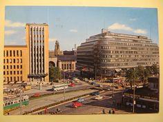Postcard Helsinki, Finland 1964