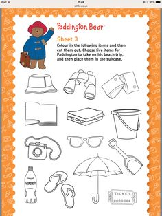 72339137737766072 on Paddington Bear Worksheets