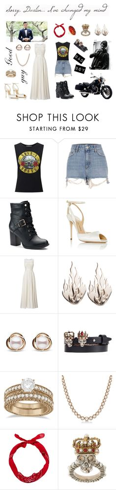 """""""I've changed my mind"""" by k-postal on Polyvore featuring мода, Miss Selfridge, River Island, Apt. 9, Paul Andrew, Phase Eight, Ring of Fire, Trilogy, Alexander McQueen и Allurez"""
