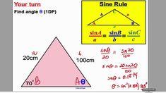 sine cosine rule worksheet pdf