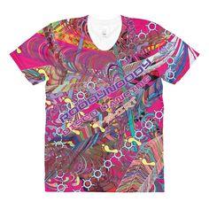 Disco dancing t-shirt PL301 – front