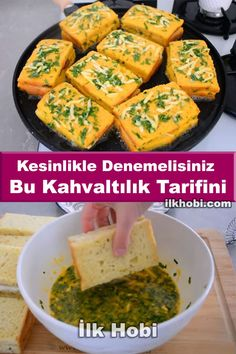 Turkish Recipes, Ethnic Recipes, Cafe Bistro, Turkish Delight, Bread And Pastries, Palak Paneer, Cornbread, Brunch, Food And Drink