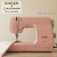 Singer x Belle Maison (Such a pretty color)
