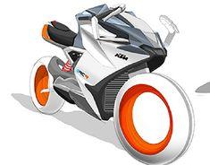 Futuristic Motorcycle, Futuristic Cars, Moto Bike, Motorcycle Bike, Tron Bike, Bike Sketch, Motorbike Design, Concept Motorcycles, Super Bikes