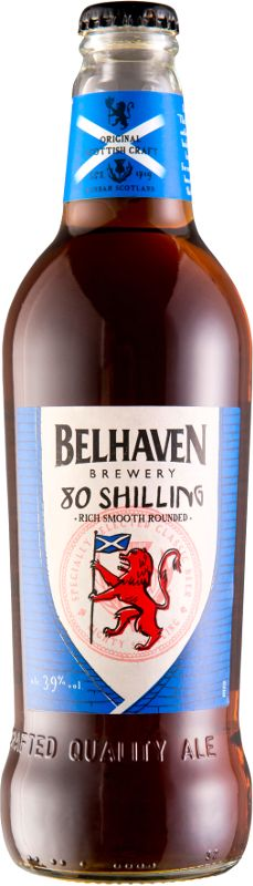80 Shilling Ale Bottle