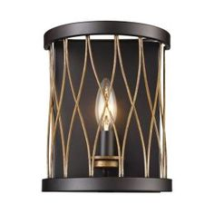 Tahoe 1-Light Rubbed Oil Bronze Sconce 70691 ROB at The Home Depot - Mobile Modern Wall Sconces, Transitional Wall Sconces, Transitional Kitchen, Bathroom Vanity Lighting, Wall Sconce Lighting, Basement Lighting, Bel Air Lighting, Cool Floor Lamps, Incandescent Bulbs