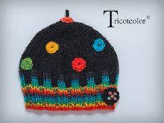 """Women's wool beret beanie hat """"Pois co Love Crochet, Crochet Gifts, Knit Crochet, Wool Berets, Textiles, Cute Hats, Kids Hats, Womens Fashion Online, Baby Hats"""