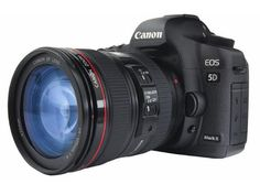 Canon 5D Mark II. This will someday be my backup camera. I really just want the Canon 5D Mark III