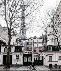 Paris always wins.