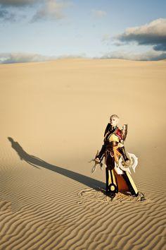 Female Monk #Zerina #Cosplay #Diablo