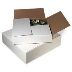 Shippable Wreath Boxes