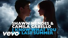 Shawn Mendes, Camila Cabello - I Know What You Did Last Summer (Audio) *squeals* I ship it! The song is magic too!