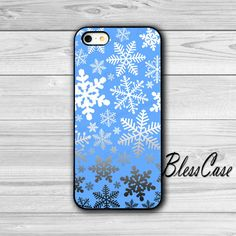 Silver SNOWFLAKE On Blue Christmas IPHONE 5S CASE X mas iPhone 5 Cover Cases for iPhone 5c iPhone 4  iPhone 4s Samsung Galaxy S3 S4 Cover on Etsy, $17.00 AUD