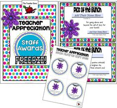 Top 5 Freebies of the Week! Teacher Appreciation, Mother's Day, Place Value, Reading Posters, and Adding Ten- Plus a giveaway!