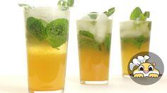 SoCal Cooler: Soju ginger honey cocktail (소주 생강꿀 칵테일)