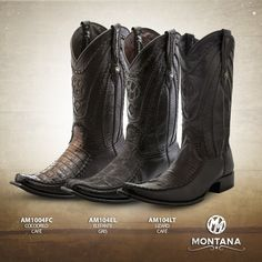 Cowboy Shoes, Jeans And Boots, Montana, Mens Fashion, Style, Boots, Boyfriends, Needlepoint, Moda Masculina
