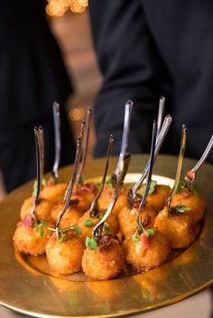 Bourbon Shrimp n' Grits With Bacon http://www.ridgewells.com/services/seasonal-catering-menus/