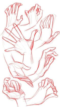 Ideas Drawing Pencil Sketches Hand Reference For 2019 Anatomy Sketches, Anatomy Drawing, Anatomy Art, Art Drawings Sketches, Hand Drawings, Drawings Of Hands, Hand Anatomy, Drawing Hands, Sketches Of Hands