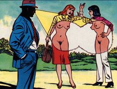 (1) Tumblr Pop Art Vintage, Kitsch, Keep Calm, Ligne Claire, Adult Cartoons, Comic Panels, Clark Kent, Vintage Comics, Thing 1