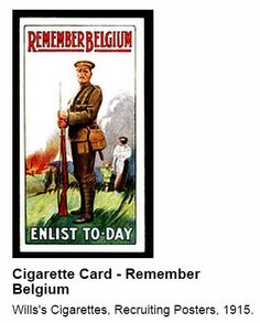 Will Cigarettes - Recruiting Posters of remember Belgium Nice Body, Liverpool, Belgium, Posters, Baseball Cards, Day, Beautiful Body, Postres, Banners
