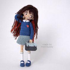 Yulia, feliz dollmaker✌ @ mint.bunny не продаётсяnot ... Instagram foto   Websta (Webstagram)
