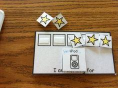 Seven Steps for Setting up a Stellar Autism Classroom: Visuals - The Autism Helper Classroom Behavior Management, Behavior Plans, Behaviour Management, Autism Classroom, New Classroom, Special Education Classroom, Token Economy, Positive Behavior Support, Autism Helper