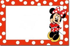 Minnie e Mickey Mickey Mouse E Amigos, Mickey E Minnie Mouse, Fiesta Mickey Mouse, Mickey Party, Mickey Mouse And Friends, Minnie Mouse Background, Scrapbook Da Disney, Poster Background Design, Bookmark Craft