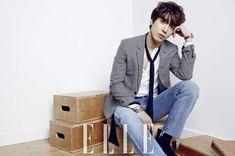 Jung Yonghwa  ELLE 2016