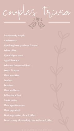 Romantic Questions, Fun Questions To Ask, Wedding Shower Games, Wedding Games, Fun Couples Quiz, Survey Template, Templates, Instagram Story Questions, Relationship Challenge