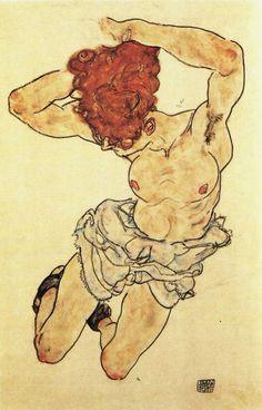 Fino al 18 Gennaio, Egon Schiele esposto a Londra | Tutt'Art@ | Pittura • Scultura • Poesia • Musica