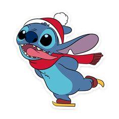 Easy Disney Drawings, Kawaii Drawings, Cute Drawings, Lilo And Stitch Quotes, Lilo Stitch, Cute Disney Pictures, Images Disney, Cute Christmas Wallpaper, Cute Disney Wallpaper