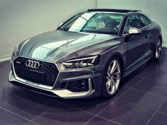 Audi RS5 #Alliance
