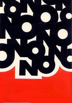 political poster - designer unknown (1969)